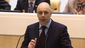 Силуанов переживает из-за исчерпания Резервного фонда
