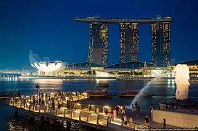 Сотрудничество России и Сингапура