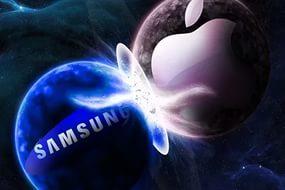 Патентные войны между Apple и Samsung
