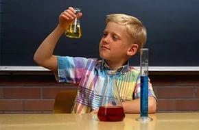 Развитие интереса к науке у детей