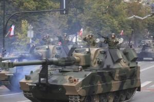 США наращивает военные расходы в Европе
