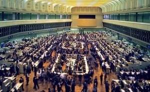 Самые крупные фондовые биржи мира