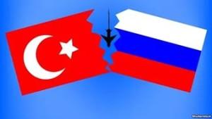 Россия ввела ограничения против Турции