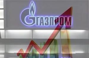 Динамика курса акций Газпрома после 2005 года