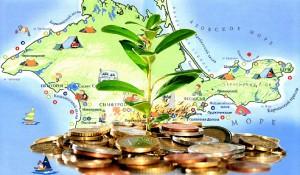 Крымский полуостров показывает отличные экономические результаты