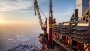 Россия может заморозить нефтедобычу