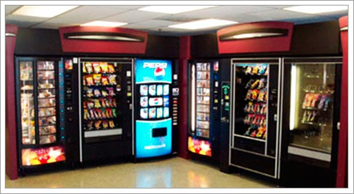Где поставить торговый автомат