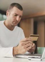Как положить деньги на Мотив с помощью банковской карты