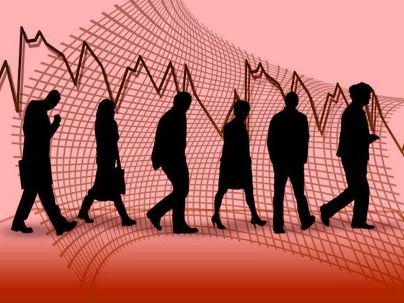 Безработица вСША ксередине весны оказалась наминимуме сдекабря 2000г