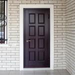 Бизнес на производстве металлических дверей