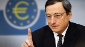 Заявления Драги ослабили евро