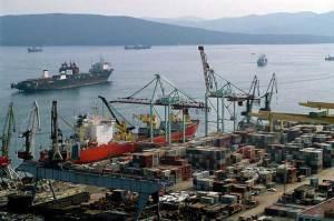 Морские порты РФ открыты для посещения иностранных судов