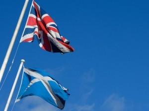 Шотландия сохранила себе место в Великобритании