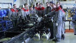 Соллерс построит завод по изготовлению двигателей во Владивостоке