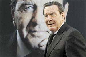 Шрёдер ратует за ослабление антироссийских санкций