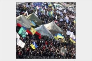 40% украинцев готовый к новому майдану