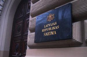 парламент латвии