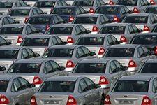 В Китае снижаются объемы продаж автомобилей