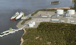 75% акций Gasum Oy владеет Финляндии