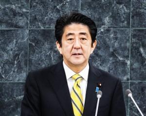 Абэ повышает налог с продаж в Японии
