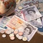 Инвестирование в британские фунты стерлингов