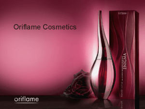 Oriflame-cosmetics