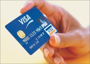 Visa-card