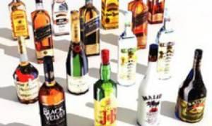 Импортный алкоголь подорожает на 20%