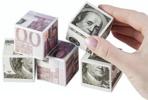 Мультивалютные банковские вклады Москвы