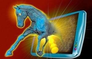 троян вирус хакер
