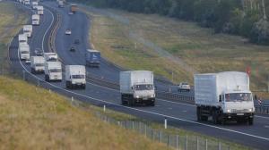 На следующей неделе гумконвой будет отправлен на Донбасс