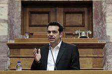 Ципрас отмечает победу в переговорах с Еврогруппой