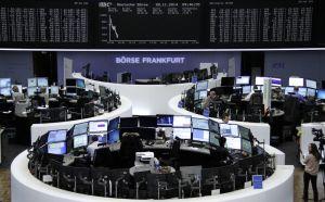 Помещение фондовой биржи во Франкфурте-на-Майне