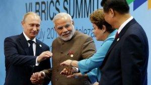 Путин подписал соглашение о создании банка БРИКС