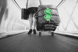 Минфин ожидает снижение темпов оттока капитала