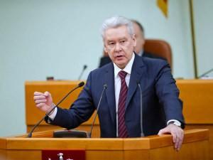 Собянин намерен сократить городское правительство на 30%