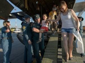Озвучен список авиакомпаний, которые будут участвовать в перевозке украинских беженцев
