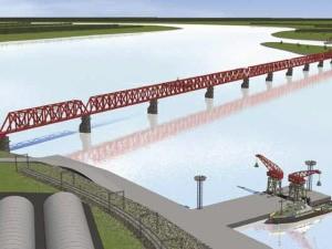 Амурский мост соединит Россию с Китаем и другими азиатскими странами