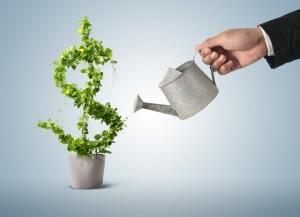 Инвестиции в акции стали самыми выгодными в апреле