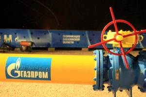 Газпром надеется на увеличение поставок газа в Европу