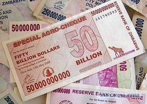 В Зимбабве переходят на доллар США