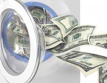Отмывание денег в российских банках