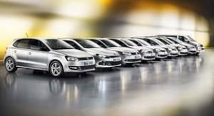Новые автомобили Volkswagen будут поставлять на экспорт