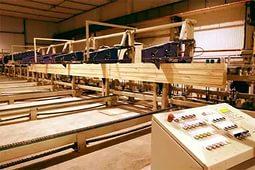Этапы производства клееного бруса