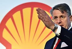 Генеральный директор Shell Бен Берден планирует развивать партнерство с «Газпромом»
