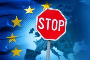 Планируется ввести штраф за торговлю продуктами, попавшими под санкциями