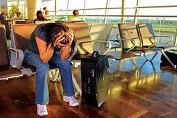 Когда задерживают в аэропорту