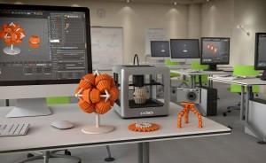 3Д принтер для построения домашнего бизнеса