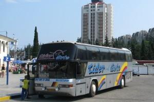 Налаживание автомобильного и железнодорожного сообщения с Крымом