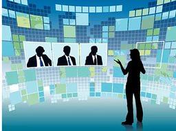 Бизнес в виртуальном пространстве